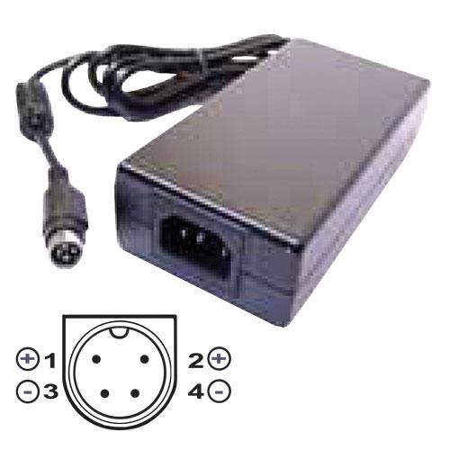 Zdroj externý pre LCD-TV a Monitory 12VDC/6A- PSE50001