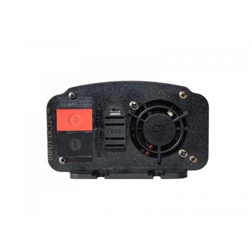 Menič napätia 12V/230V 300W CZ + USB Geti GPI 312