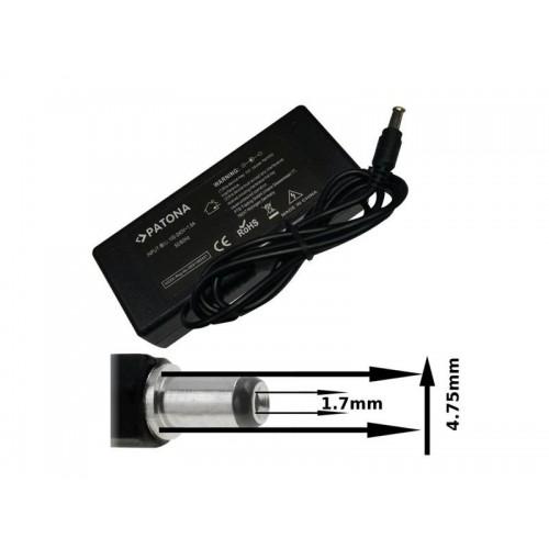 Nabíjačka notebook HP 19V/3.16A 60W konektor 4,75x1,7mm PATONA PT2508