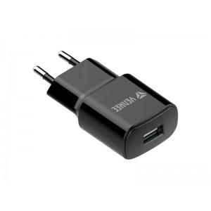 Nabíjačka YENKEE YAC 2013BK USB 2400mm