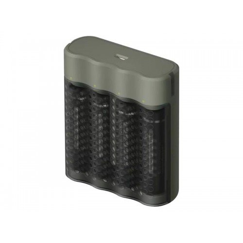 Nabíjačka batérií GP Speed M451 + 4xAA ReCyko Pro