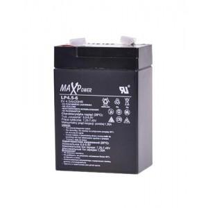 Batéria olovená 6V/ 4.5Ah REBEL