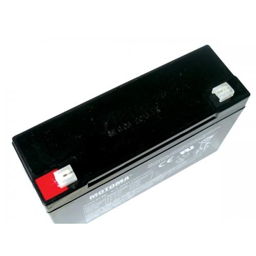 Batéria olovená 6V/ 12Ah MOTOMA bezúdržbový akumulátor