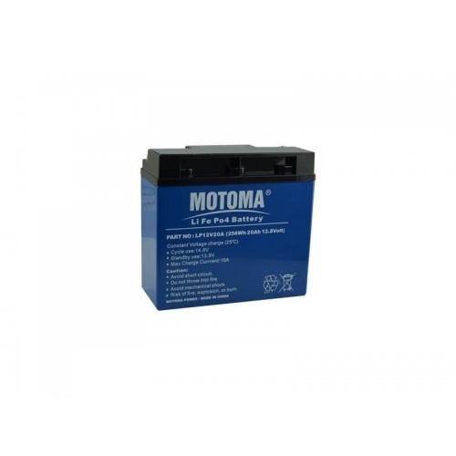Batéria LiFePO4 12V/20Ah MOTOMA