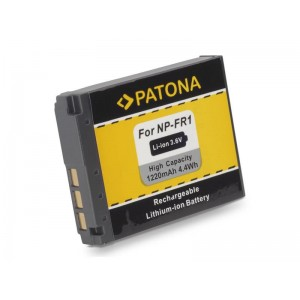 Batéria foto SONY NP-FR1 1220mAh PATONA PT1054