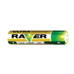Alkalická batéria RAVER AAA