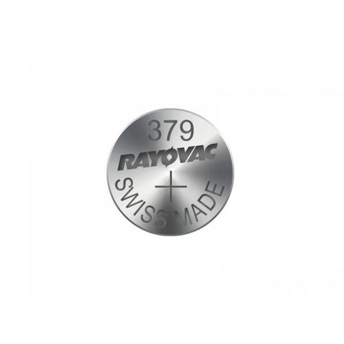 Gombíková batéria do hodiniek RAYOVAC 379