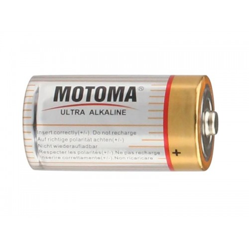 Batéria C (R14) alkalická MOTOMA Ultra Alkaline LR14