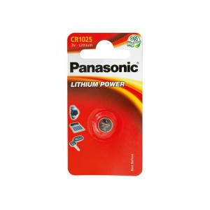 Batéria CR1025 PANASONIC lithiová