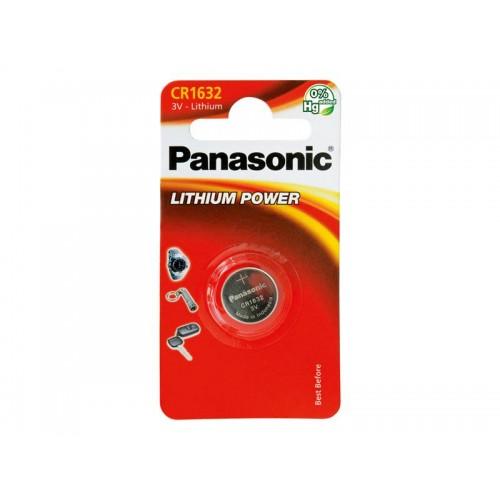 Batéria CR1632 PANASONIC lithiová 1BP