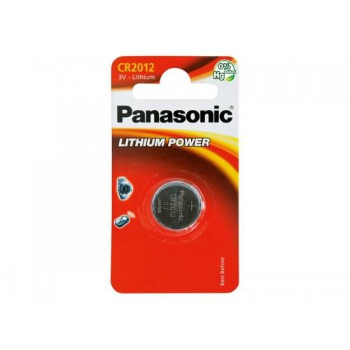 Batéria CR2012 PANASONIC lithiová 1BP