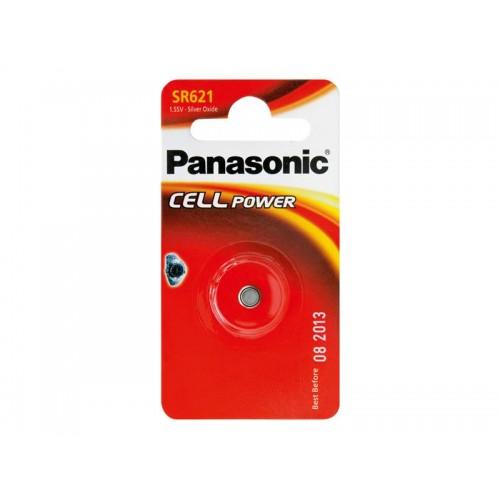 Batéria 364 PANASONIC do hodinek 1bp striebrooxidová