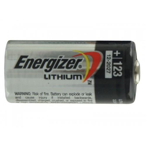 Batéria lítiová CR123A Energizer