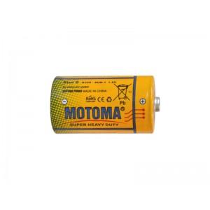 Batéria D (R20) Zn-Cl MOTOMA