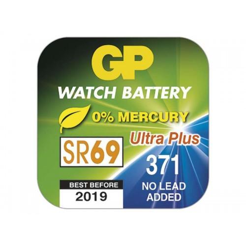 Gombíková batéria do hodiniek GP 371F