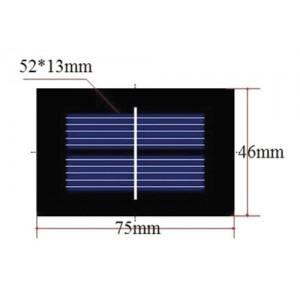 Fotovoltaický solárny článok 1V / 0,2W (panel)