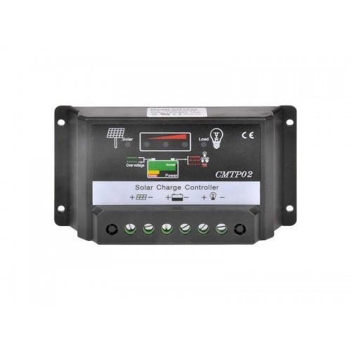 Solárny regulátor PWM CMPT02-30 12-24V/30A