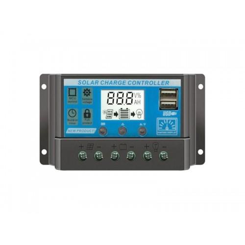 Solárny regulátor PWM KLX3230 12V/30A