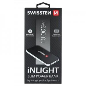 PowerBank SWISSTEN iNLIGHT SLIM 10000 mAh