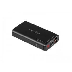 PowerBank KRUGER and MATZ KM0901QC 10000 mAh Li-pol s Quick Charge 3.0