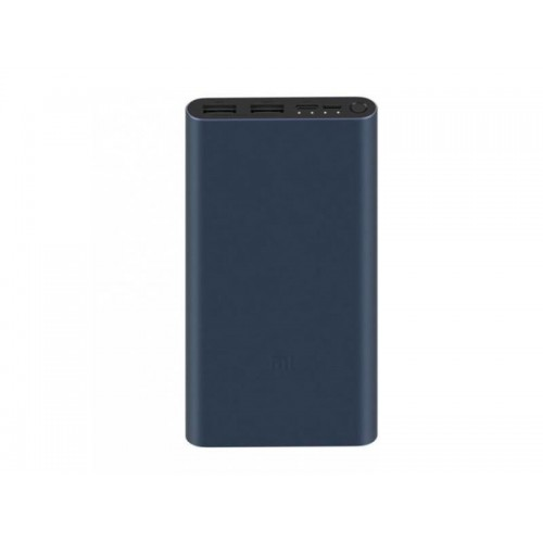PowerBank 10000 mAh XIAOMI MI FAST CHARGE 3 BLACK