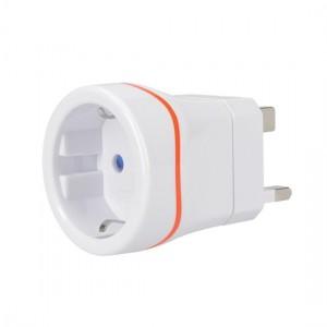 Cestovný adaptér pre použitie vo Veľkej Británii PA01-UK