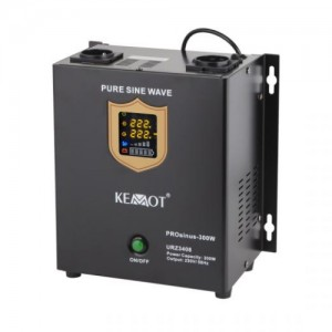 Záložný zdroj KEMOT PROsinus-300W 12V URZ3408